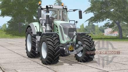 Fendt 800 Vario elección de ruedas en todo el mundo para Farming Simulator 2017