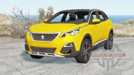 Peugeot 3008 2017 para BeamNG Drive
