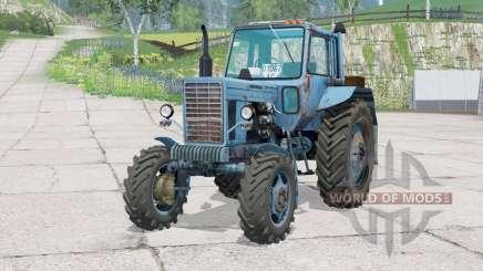 MTZ-82 Belaruꚃ para Farming Simulator 2015