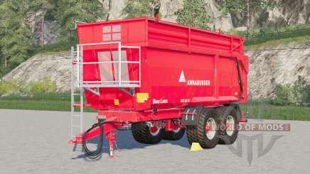 Annaburger HTS 20.12〡tisa ajustada para Farming Simulator 2017