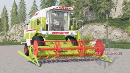 Claas Dominator 88 SL para Farming Simulator 2017