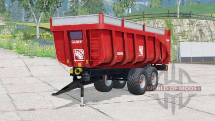 Neumáticos Gilibert 1800 Pro〡Trelleborg para Farming Simulator 2015