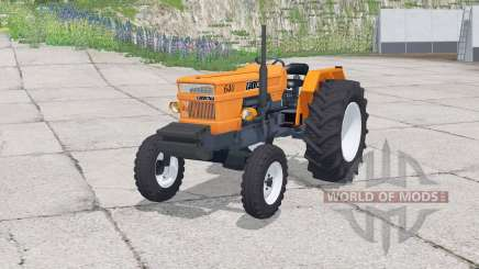 Fiat 640〡incluye peso delantero para Farming Simulator 2015