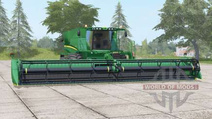 John Deere S690ᶖ para Farming Simulator 2017
