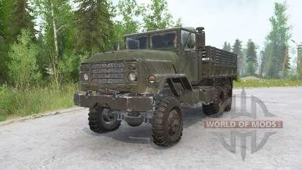 M925 1984 para MudRunner