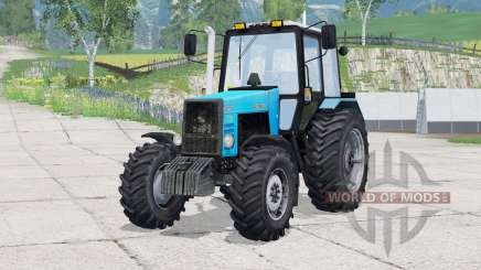 MTZ-1221 Bielorrusia〡light ajustado para Farming Simulator 2015