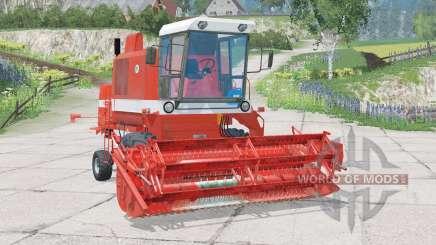 Bizon Super Z056〡real escala para Farming Simulator 2015