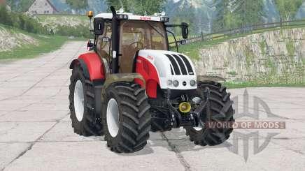 Steyr 6230 CꝞT para Farming Simulator 2015