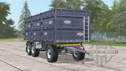 Randazzo R 270 PT〡 con descarga trilateral para Farming Simulator 2017