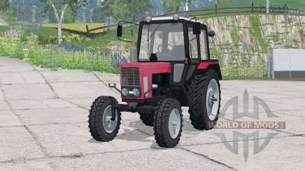 MTZ-80 Bielorrusia 41214thgy modelo para Farming Simulator 2015