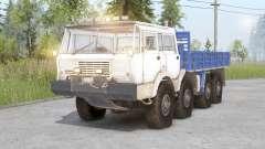Tatra T813 8x8 v2.0 para Spin Tires