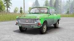 Moskvich-408 v1.0 para Spin Tires