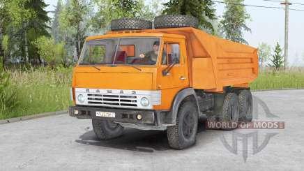 KamAZ-5511 v1.1 para Spin Tires