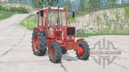MTZ-82 Bielorrusia eje delantero móvil para Farming Simulator 2015
