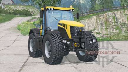 JCB Fastrac 3230 Xtra〡change ruedas para Farming Simulator 2015
