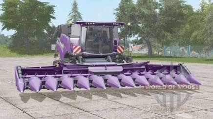 New Holland CR10.90〡tiene una capacidad de 200000l para Farming Simulator 2017