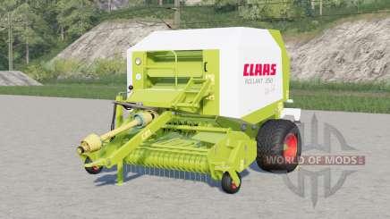Claas Rollant 250 RotoCut〡various configurations para Farming Simulator 2017