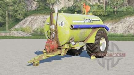 Abadía 2000 R para Farming Simulator 2017