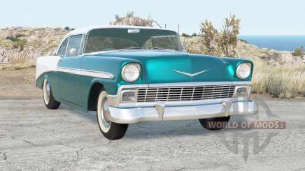 Chevrolet Bel Air Coupe 1956 para BeamNG Drive