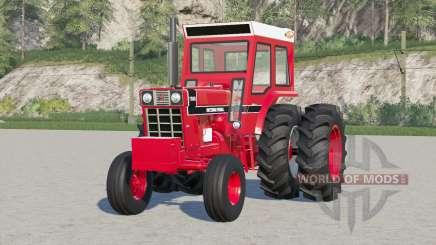 Opciones de peso frontal de la serie International 66 para Farming Simulator 2017