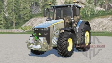 John Deere 8R series〡tinted windows para Farming Simulator 2017