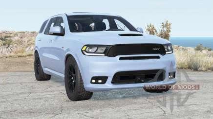 Dodge Durango SRT (WD) 2019 para BeamNG Drive