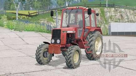 MTZ-1025 Bielorrusia〡real sounds para Farming Simulator 2015