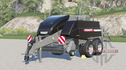Fendt 1290 S XD〡basecolor se puede cambiar para Farming Simulator 2017