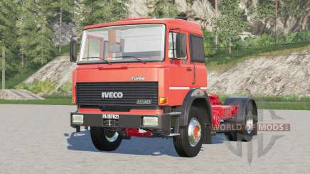 Iveco-Fiat 190-38 Turbo 1983 para Farming Simulator 2017