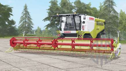 Claas Lexion 700〡capacity choice para Farming Simulator 2017