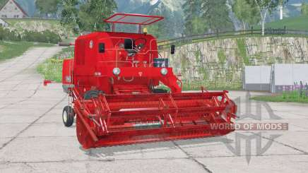 Bizon Super Z050 para Farming Simulator 2015
