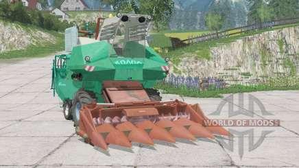 SK-6 Kolos〡with headers para Farming Simulator 2015