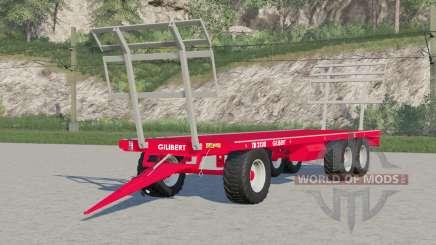 Gilibert TR 3130 para Farming Simulator 2017