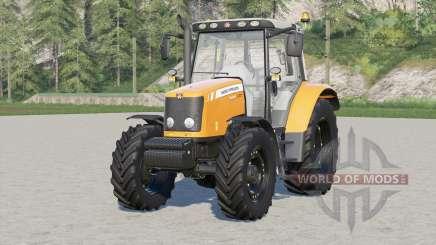Massey Ferguson 5400 series〡engine selection para Farming Simulator 2017