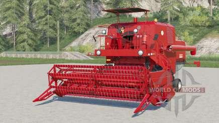 Bizon Super Z056〡choice de cabina para Farming Simulator 2017